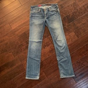 AG faded jeans. the Casablanca. Perfect condition!